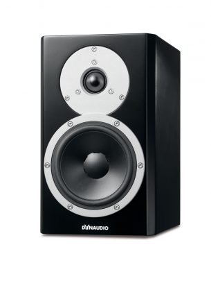 dynaudio excite x14 black front