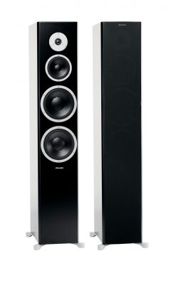 dynaudio excite x44 black
