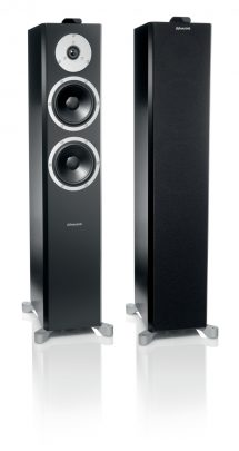 dynaudio xeo6 black pair